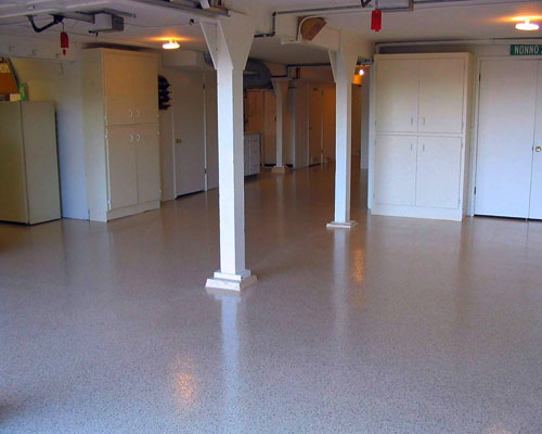 JW Basement Flooring